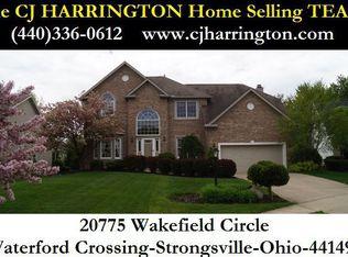 20775 Wakefield Cir , Strongsville OH