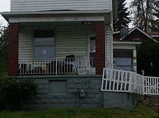 1594 Romine Ave , McKeesport PA