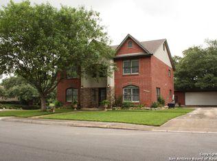 13818 Edge Point Dr , San Antonio TX
