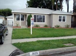 7629 Wellsford Ave , Whittier CA