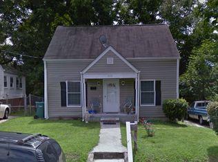 802 Massey Ave , Durham NC