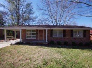 1500 Glenwood Dr SE , Huntsville AL