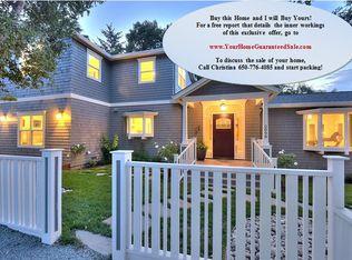 2098 Cedar Ave , Menlo Park CA