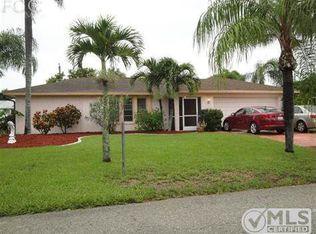 3804 SE 3rd Ave , Cape Coral FL