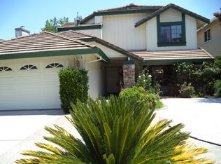 3016 Woodside Meadows Rd , Pleasant Hill CA