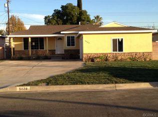 5028 N Burwood Ave , Covina CA