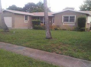 4410 NW 25th St , Lauderhill FL