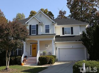 1504 Redwater Branch Ct , Apex NC