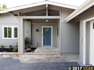361 Shady Glen Rd , Walnut Creek CA