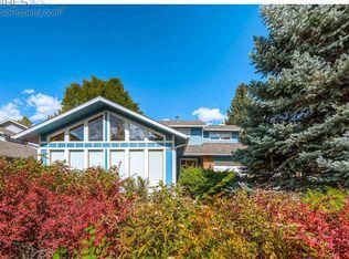 4891 Tanglewood Ct , Boulder CO