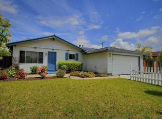 756 Baird Ave , Santa Clara CA