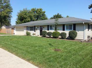 306 Oak Ave , Trenton OH