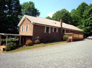 3368 Carl Allred Rd , Franklinville NC