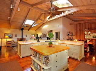 Craftsman Kitchen With Inset Cabinets Amp Skylight In Rancho