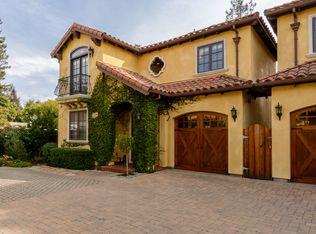 1009 Santa Cruz Ave , Menlo Park CA