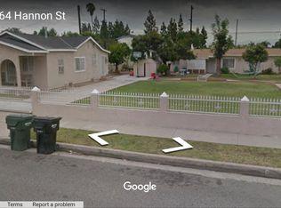 6755 Hannon St , Bell CA