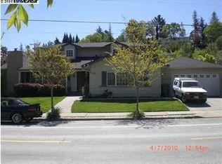 501 Blue Ridge Dr , Martinez CA