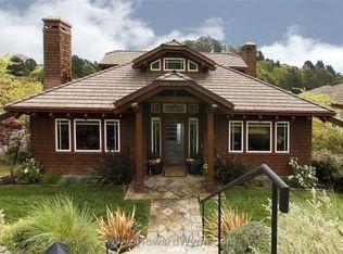 30 Vista Real , Mill Valley CA