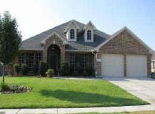 5759 Derek Way , Grand Prairie TX