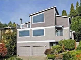 5954 Beach Dr SW , Seattle WA
