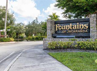 Fountains Of Jacaranda Condominiums