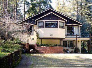 430 Saint Francis Dr , Boulder Creek CA