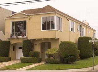 2796 36th Ave , San Francisco CA