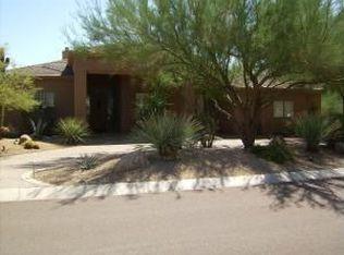 7335 E Quail Track Rd , Scottsdale AZ