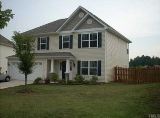 206 Goldfinch Ct , Mebane NC