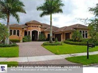 19008 Park Ridge St , Weston FL