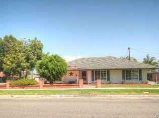 235 E Hacienda Dr , Corona CA