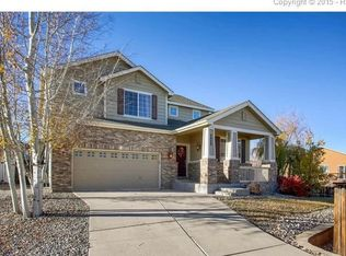 4868 Feathers Way , Colorado Springs CO