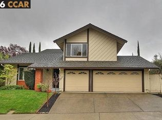 4386 Arrowwood Cir , Concord CA