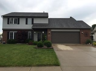 2306 Bluewater Trl , Fort Wayne IN