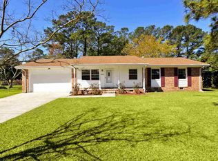 503 Winchester Rd , Jacksonville NC