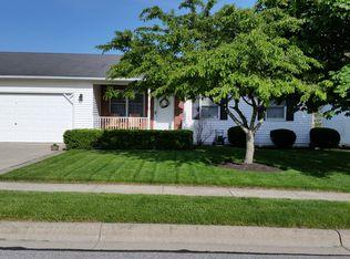 1238 Collingwood Ct , Marysville OH