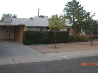 8538 E Thornwood Dr , Scottsdale AZ