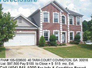 4532 Garden City Ct , Lithonia GA