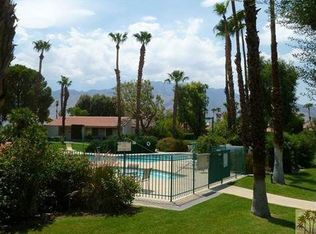 2510 N Whitewater Club Dr Unit C, Palm Springs CA