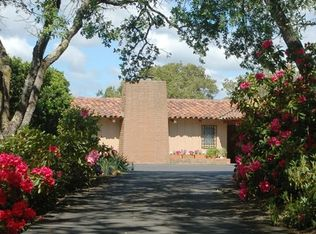 393 Golden Hills Dr , Portola Valley CA