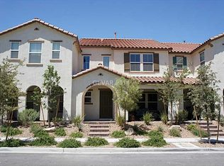 2345 Via Barranca St , Henderson NV