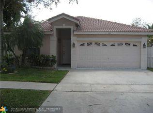 660 NW 182nd Way , Pembroke Pines FL