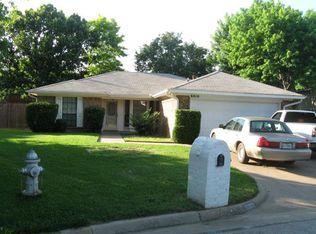 6010 Windsong Dr , Arlington TX