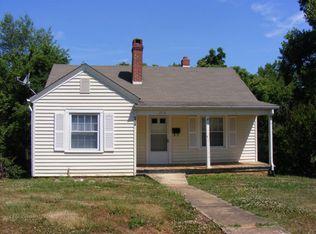 1314 Hillcrest Ave , Martinsville VA