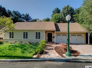 1438 Opechee Way , Glendale CA
