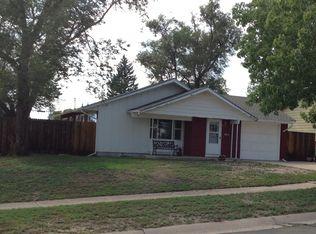 1302 Diana Ln , Colorado Springs CO