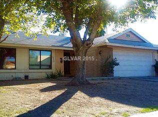 3913 Gaviota Ave , Las Vegas NV