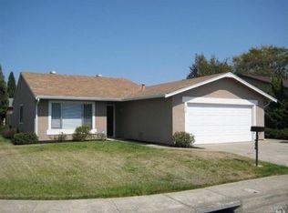 326 Meadows Dr , Vallejo CA