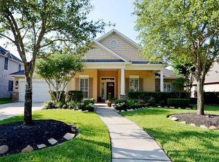 21711 Colonial Bend Ln , Katy TX