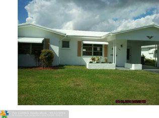 2681 W Golf Blvd , Pompano Beach FL